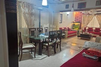 Fully Renovated 3 Bed DD, Beautiful Apartment, 2nd Floor in Gulshan-e-Iqbal Block 16