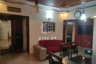 Luxury Flat for Sale in Gulshan e Iqbal block 9 behind Baitul Mukaram