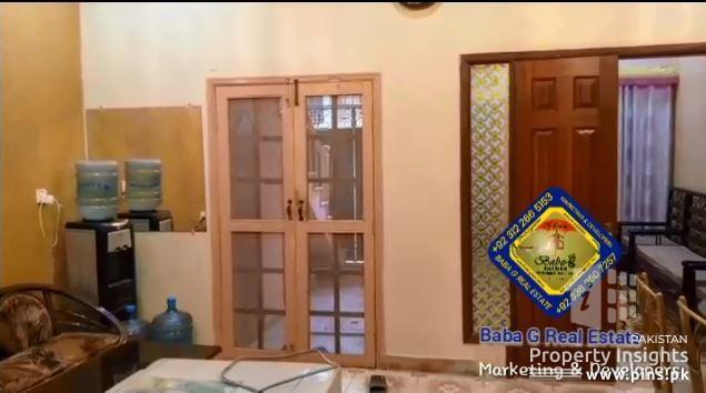 Beautiful Double Storey House for Sale Gulistan-e-Johar Block 9