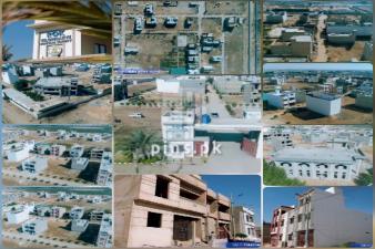 120 Square Yards Plot For Sale in ROK Society Scheme 33