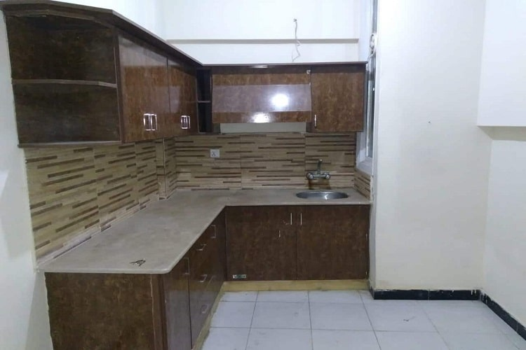 New 2 Bed DD Apartment for Sale in Block K North Nazimabad