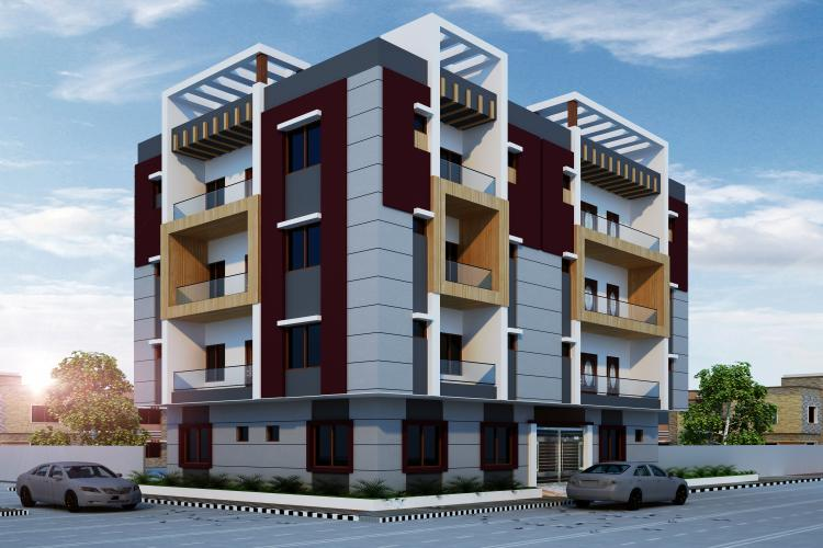 3 Bed & 2 Bed DD for Sale in Panjabi Saudagran Phase 1
