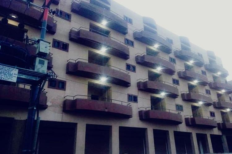450 Sqft Apartment for Sale in North Karachi 4k Chowrangi