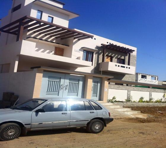 400 Sqy Banglow for Sale in Saadi Town Block 5