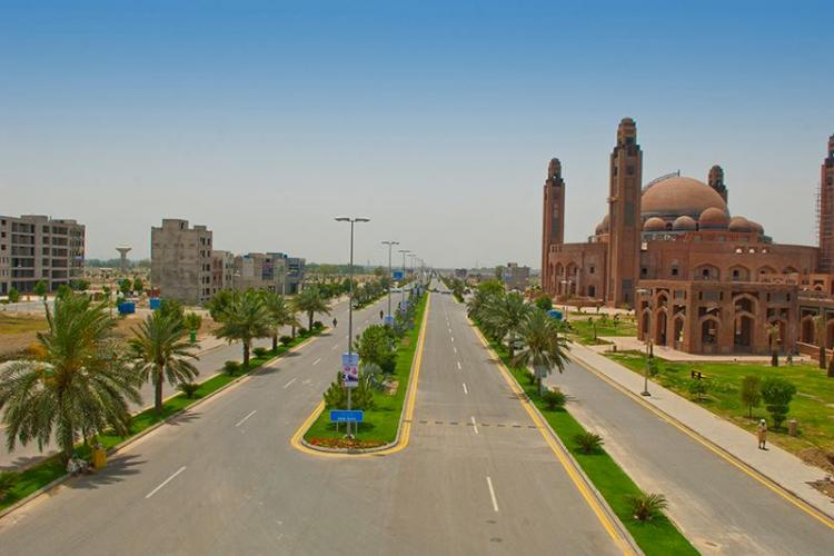 Residential plots available for sale in Precinct 23 Bahria town karachi