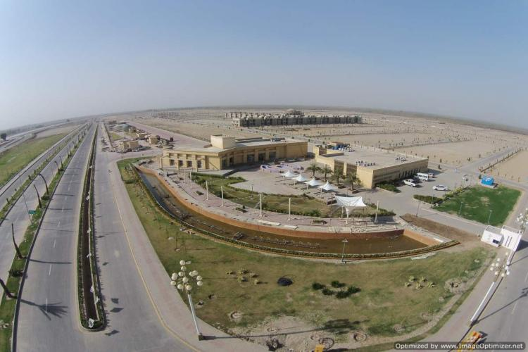 Residential plots available for sale in Precinct 25 Bahria town karachi