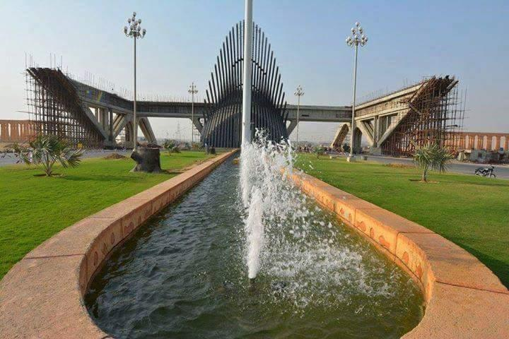 Residential plots available for sale in Precinct 10-B Bahria town karachi