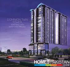 GREAT CHANCE!2 BED APARTMENTS AVAILABLE IN BAHRIA DOMINION TWIN TOWER