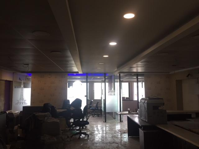 10,000 sq-ft Office Space on Rent in Sharah-e-Faisal