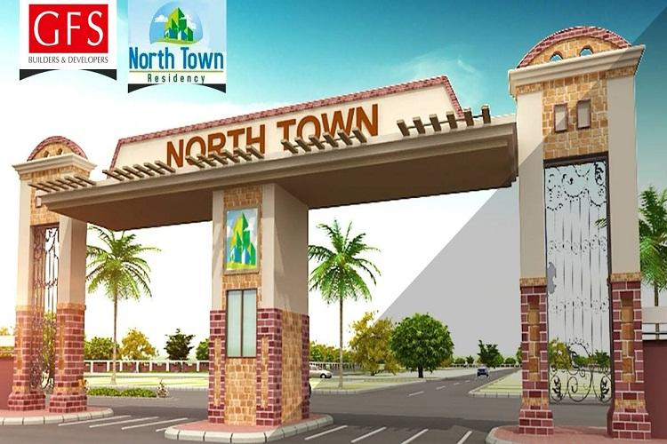120 Sqy Plot For Sale in Gold Block North Town Residency