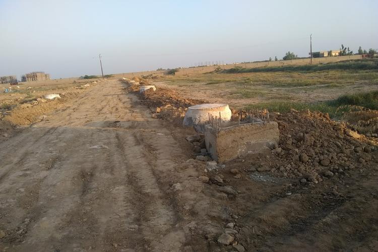 120 Sq Yards  Piz Ahmed Zaman Town Plot