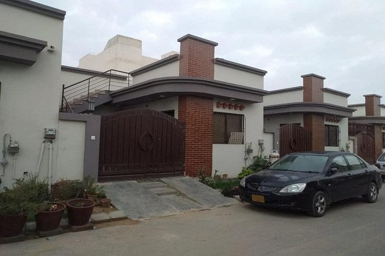 120 Sqy Single House for Sale Saima Arabian Villas Block B