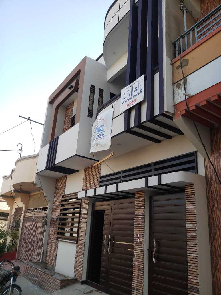 Ground +1, 120 sq, Saadi town block 5, Saadi Town Block 5,scheme 33