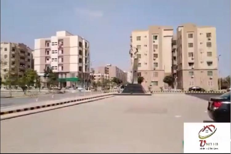 ASKARI 5 Malir Cantt Karachi Brand New Apartment for sale