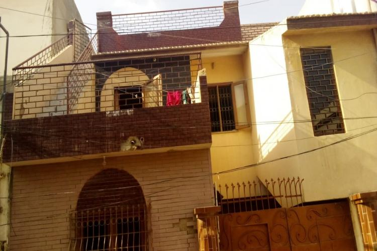 120 sq yards Ground+1 House for Sale in Hina Homes FB Area Block 21