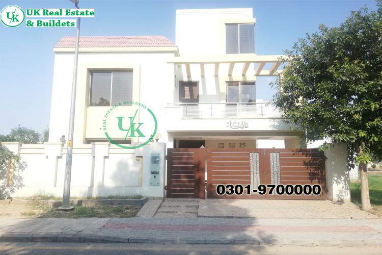 10 marla house for sale in Overseas B  Bahria Town Lahore