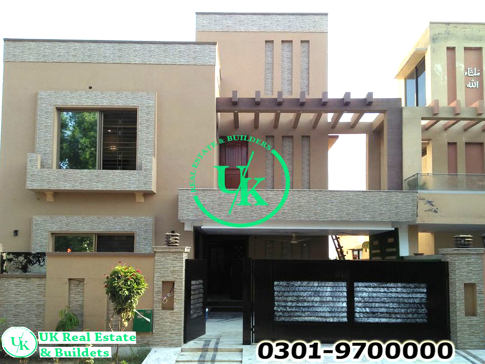 10 marla house for sale in Hussain (Nargis) Bahria Town Lahore