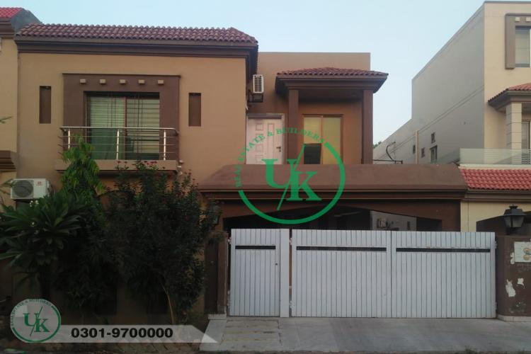 10 marla house for sale in Overseas A  Block  Bahria Town Lahore