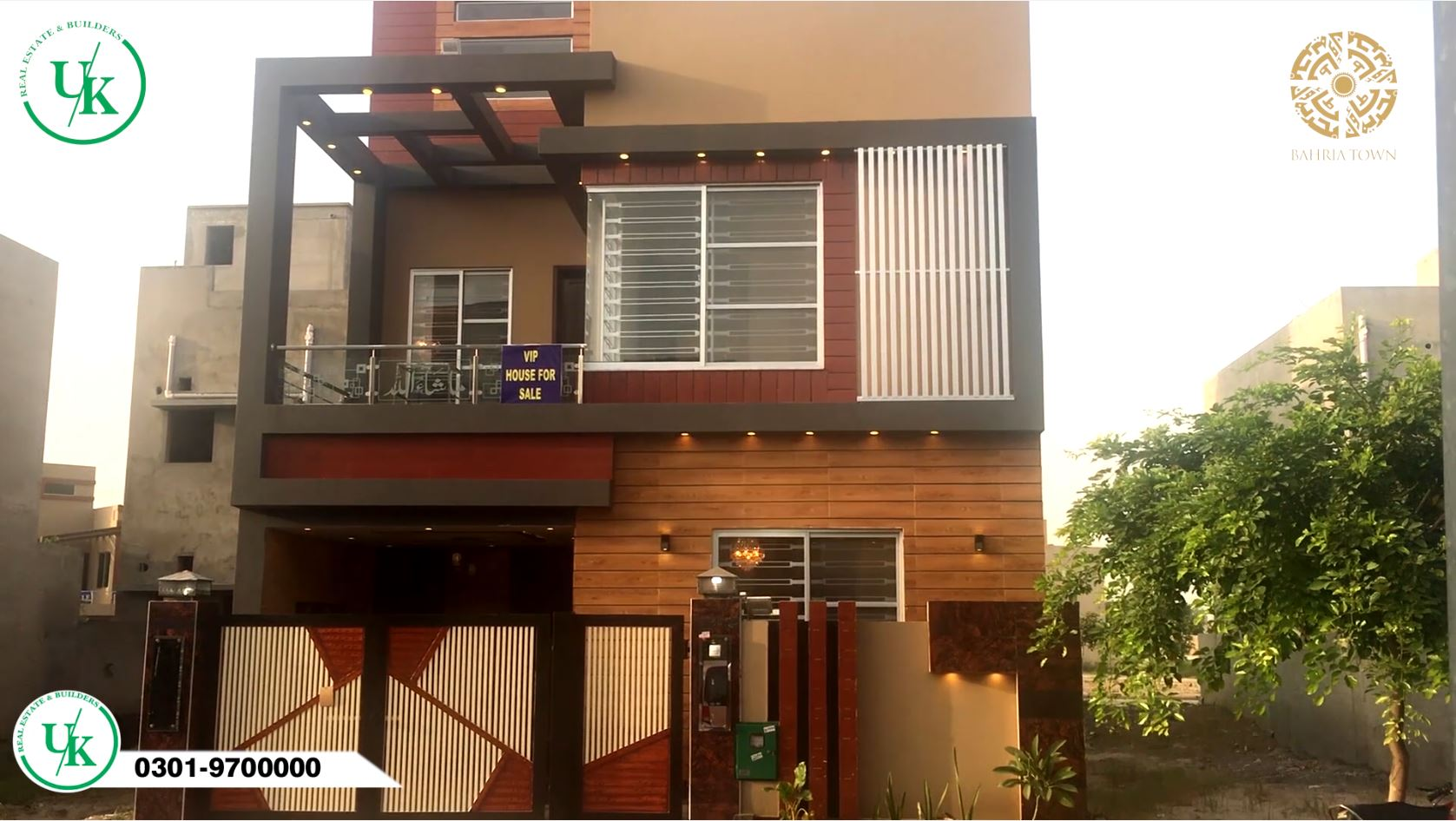 5 marla house for sale in Jinnah Block  Bahria Town Lahore