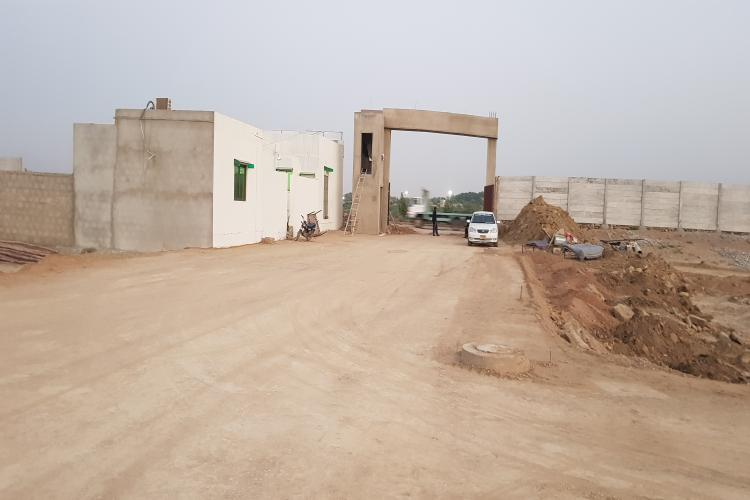 120 Sq Yards Plot For Sale Rehana Multipurpose Cooperative Society