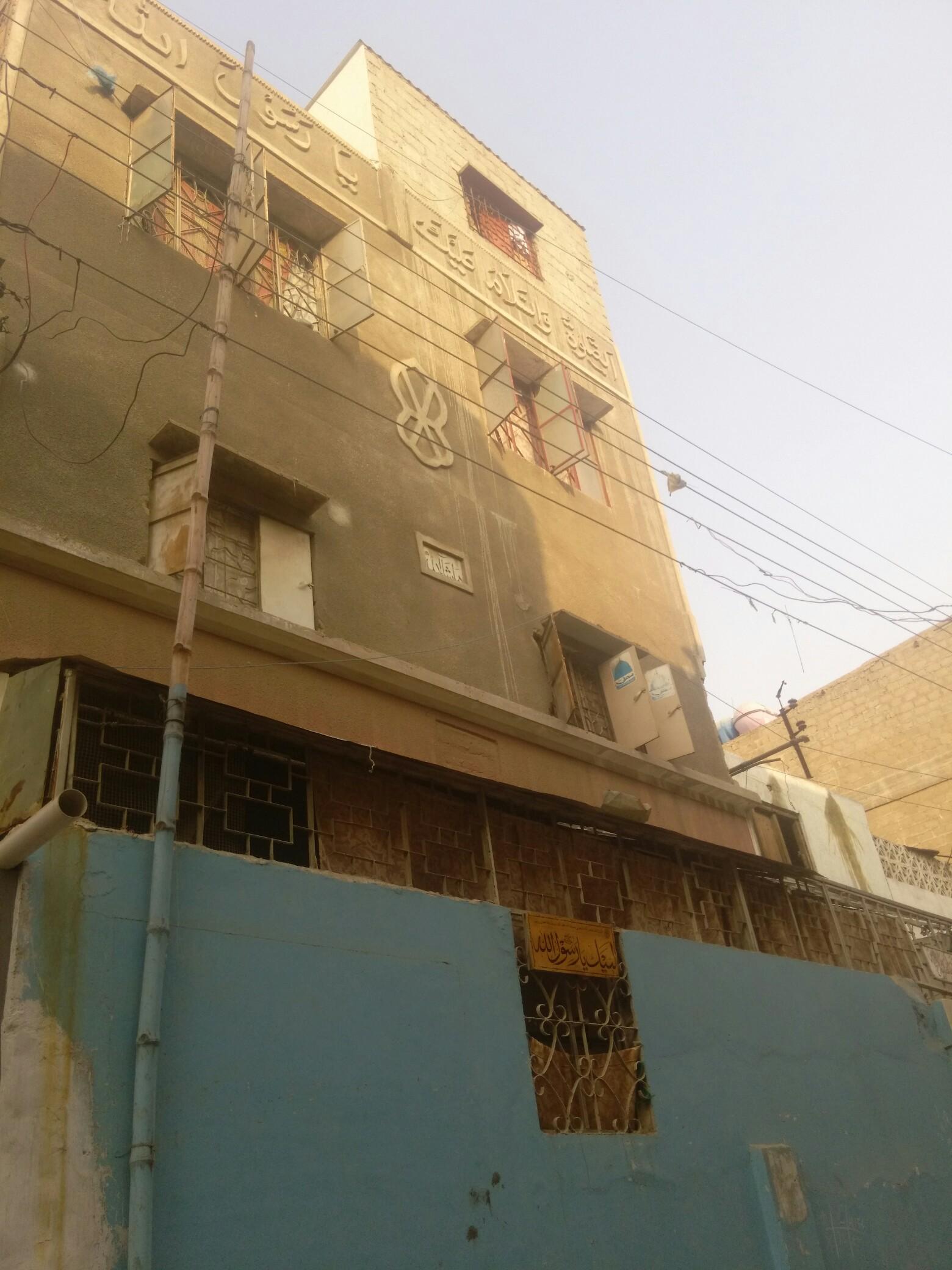 80 SQ/YARD HOUSE FOR SALE C-1 AREA LIAQATABAD