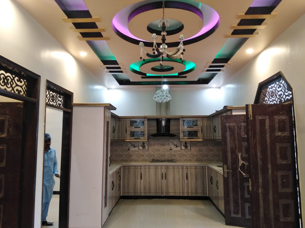 124 sq yards home for sale in Surjani Town Sec 7B