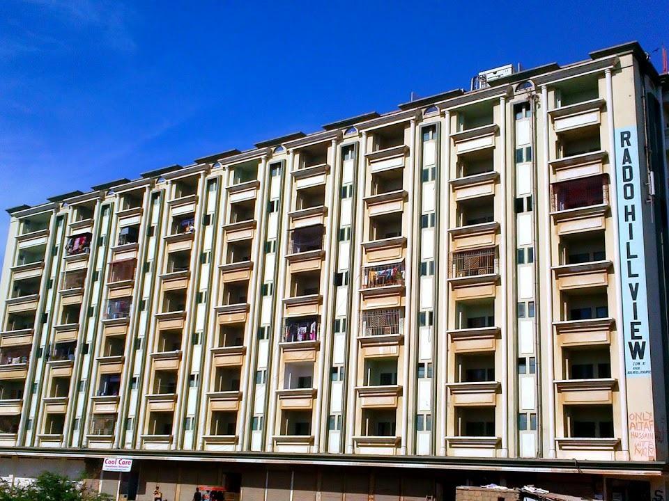 2 Bed DD in Rado Hill View Apartment in Block 16A Johar