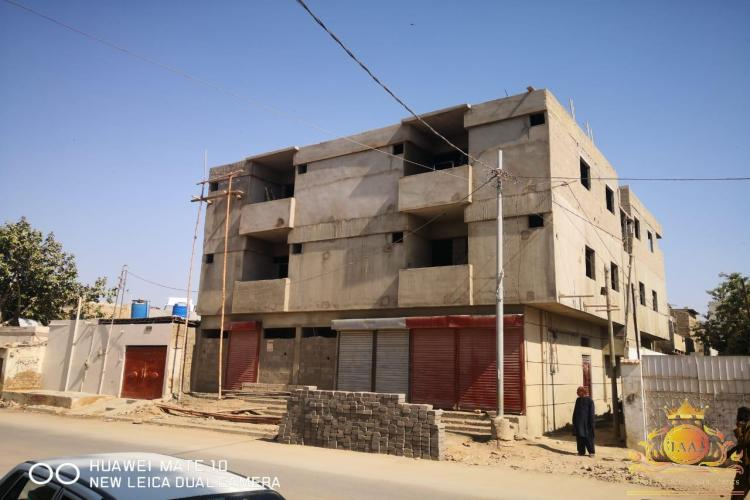 Shops For Sale in Kabeer Arcade Project Malir Karachi Only 12 Lakh Rupees