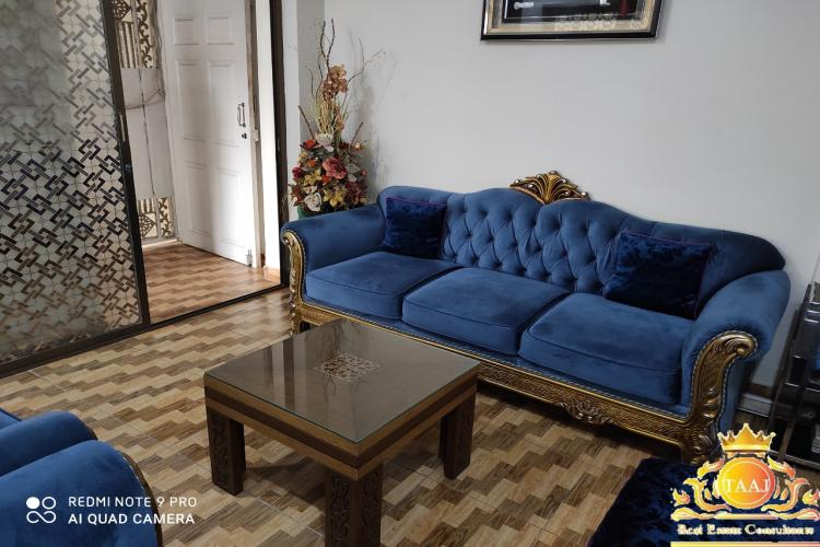 West Open Fully Furnished Luxury 2 Bed DD Flat for Sale on Model Colony